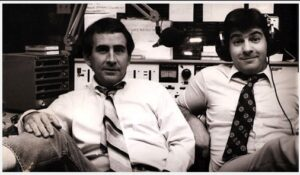 Jay Kuppers and Tom Anthony abt. 1980